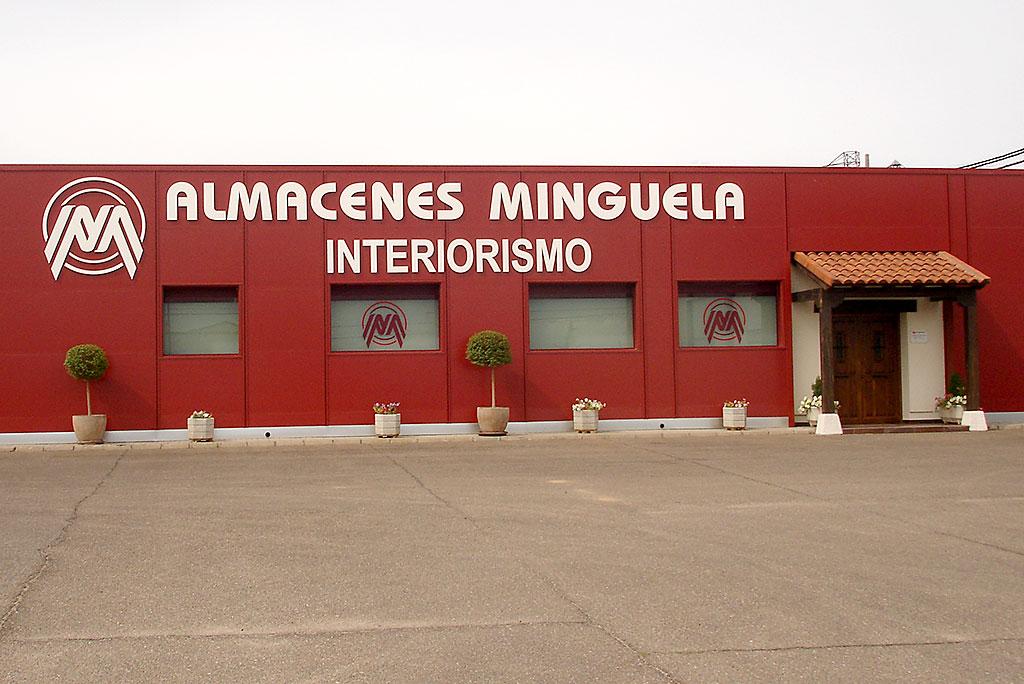 Almacenes Minguela. Interiorismo