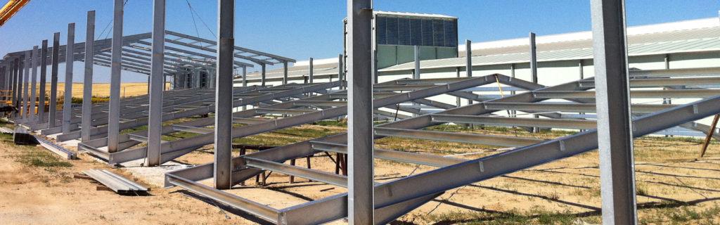 Metalicas Iscar Estructuras de metal y puertas metlicas